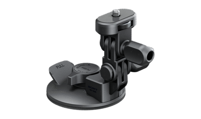 Крепление на присоске для экшн камеры Sony VCT-SCM1