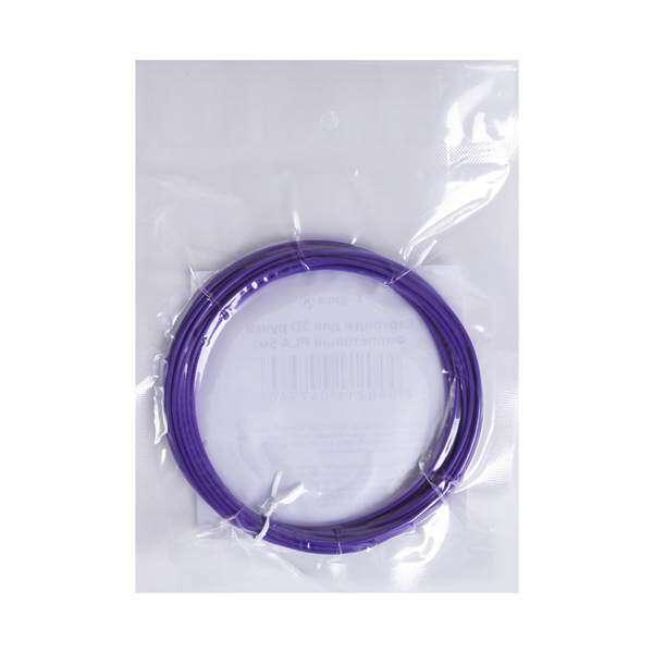 Расходник X-game фиолетовый филамент для 3D-ручки (10 м)