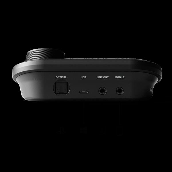 Гарнитура игровая беспроводная SteelSeries Arctis Pro + GameDAC Black
