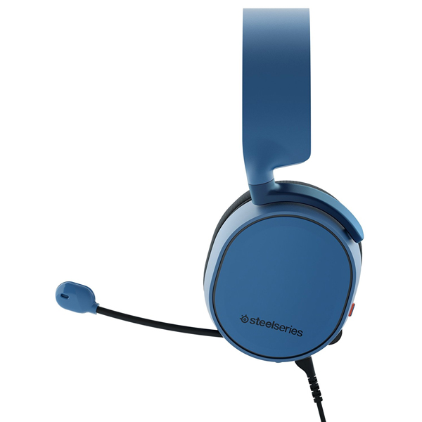 Гарнитура игровая SteelSeries Arctis 3 Boreal Blue