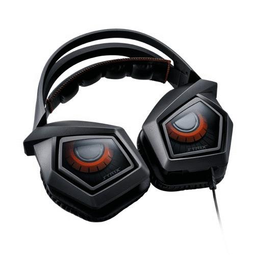 Игровая проводная гарнитура Asus STRIX 2.0 Black