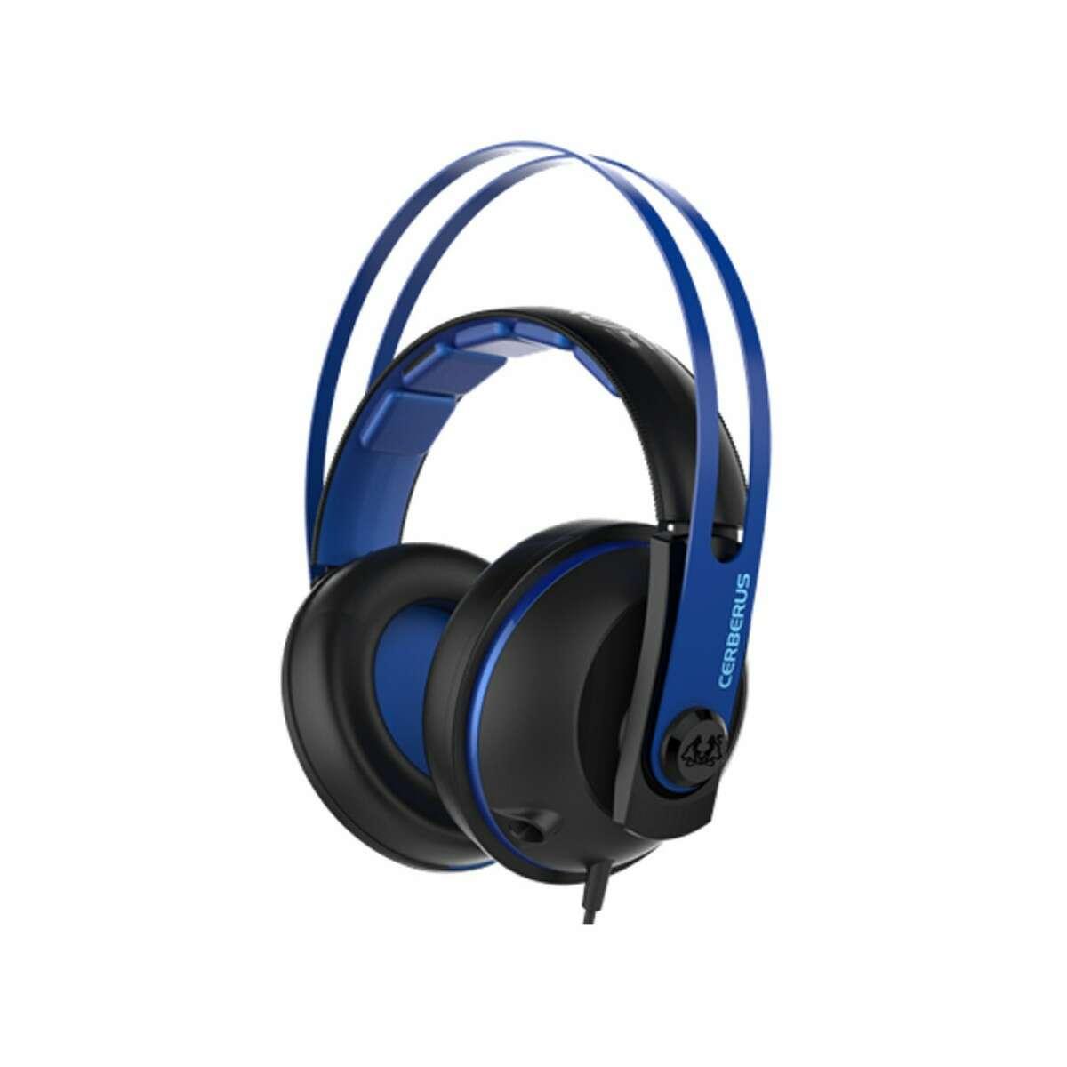 Игровая проводная гарнитура Asus CERBERUS V2 BLUE
