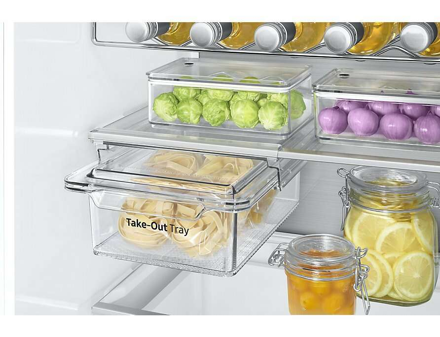 Встраиваемый холодильник Samsung BRB260087WW