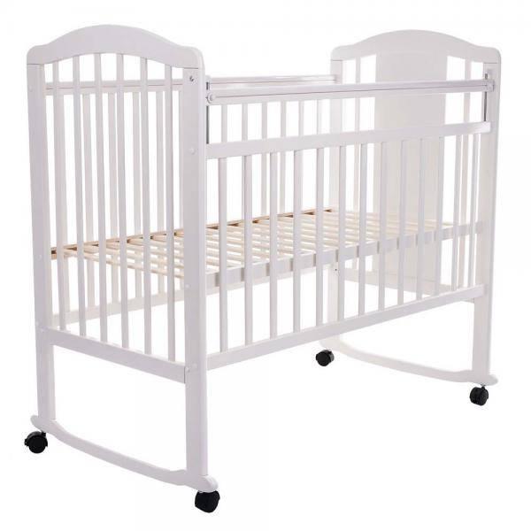 Кровать детская Pituso NOLI Жирафик J-502 Белый