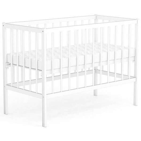 Кровать детская Фея 101 (Белый)