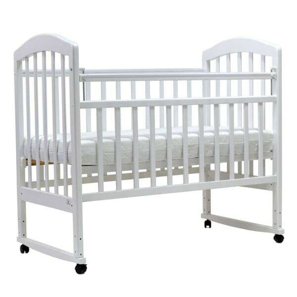 Кровать детская Топотушки Лира-2 (Белый)