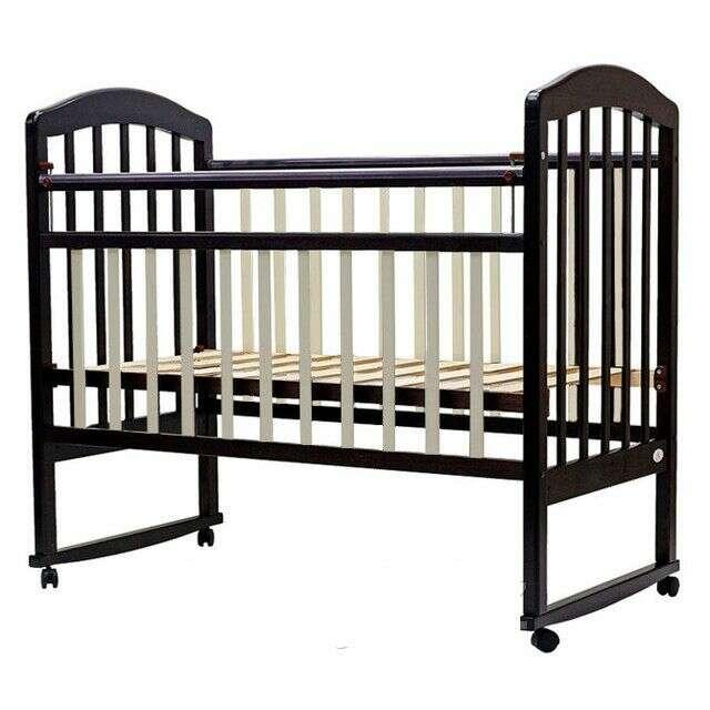 Кровать детская Топотушки Лира-2 (Венге - Слоновая кость)
