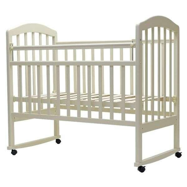 Кровать детская Топотушки Лира-2 (Слоновая кость)