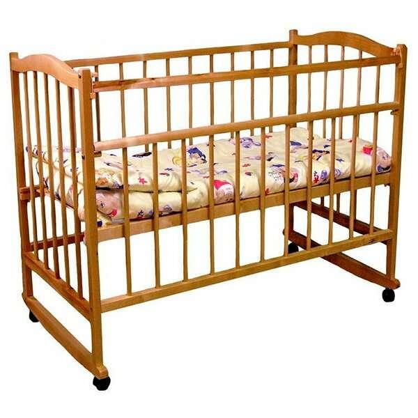 Кровать детская Фея 204 медовый