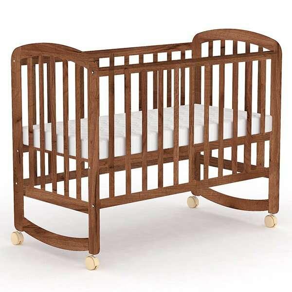 Кровать детская Фея 304 табачный дуб
