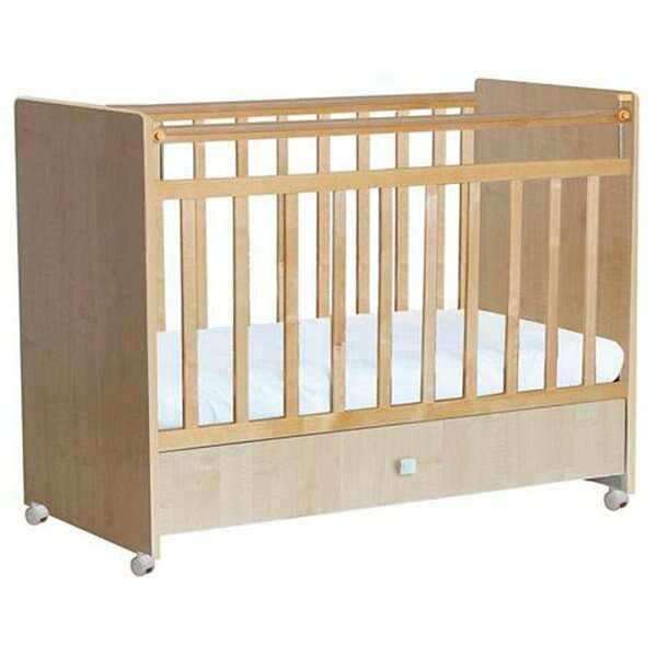 Кровать детская Фея 700 клен