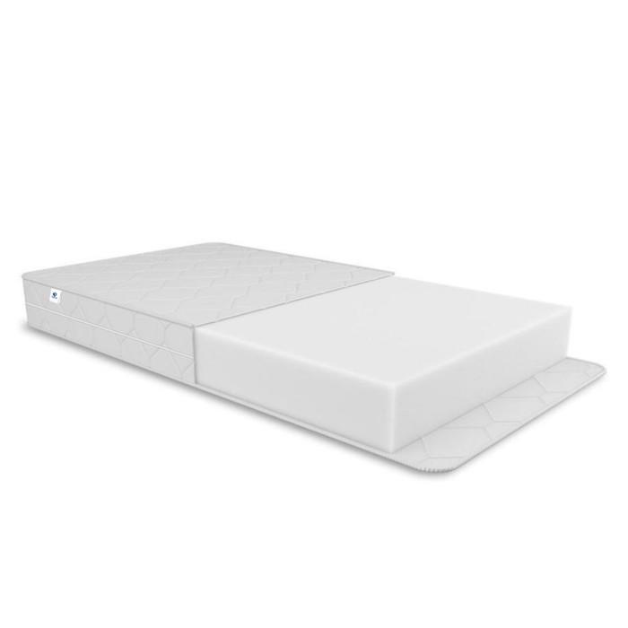 Матрас Optima Soft, размер 90х186 см, высота 10 см, жаккард