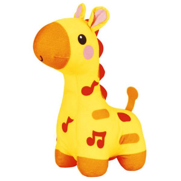"""Игровая активная игрушка Fisher Price """"Жирафик"""", со светом и звуком"""