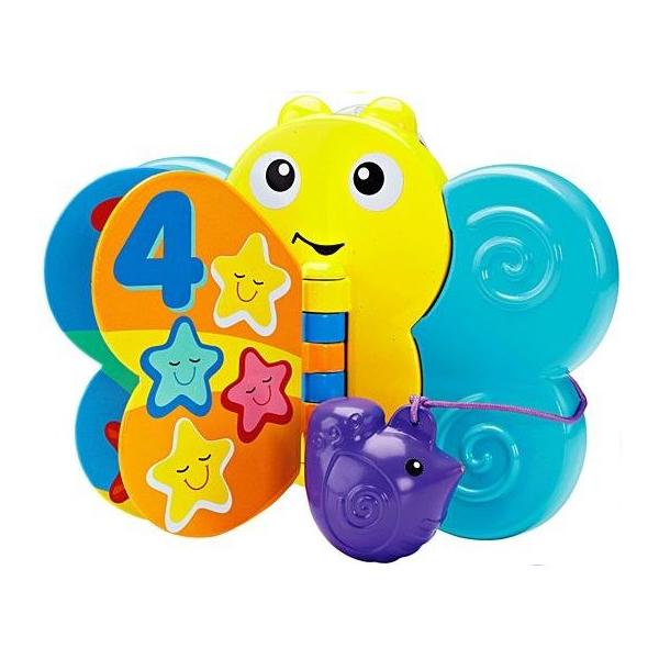 Игровая активная игрушка Fisher Price «Бабочка»