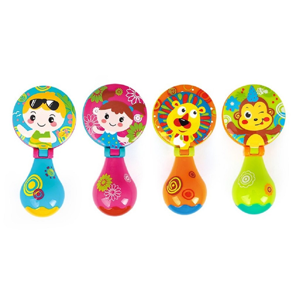 Игровая активная игрушка Huile Toys Кастаньеты, в ассортименте