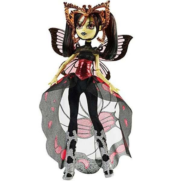 Кукла Monster High Boo York Luna Mothews (CHW62 MH)