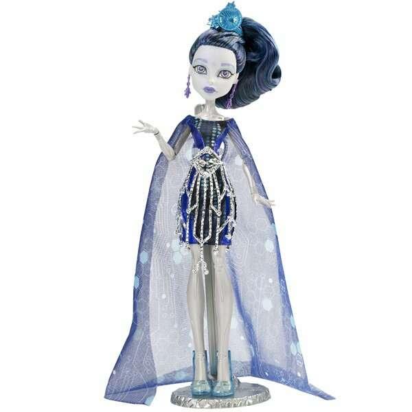 Кукла Monster High Boo York Elle Eedee (CHW63 MH)
