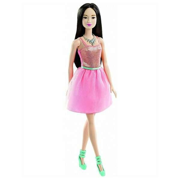 "Кукла Mattel Barbie ""Сияние моды"" Брюнетка (DGX83)"
