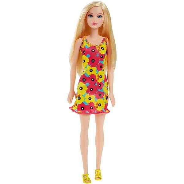 "Кукла Mattel Barbie ""Стиль"" (DVX87)"