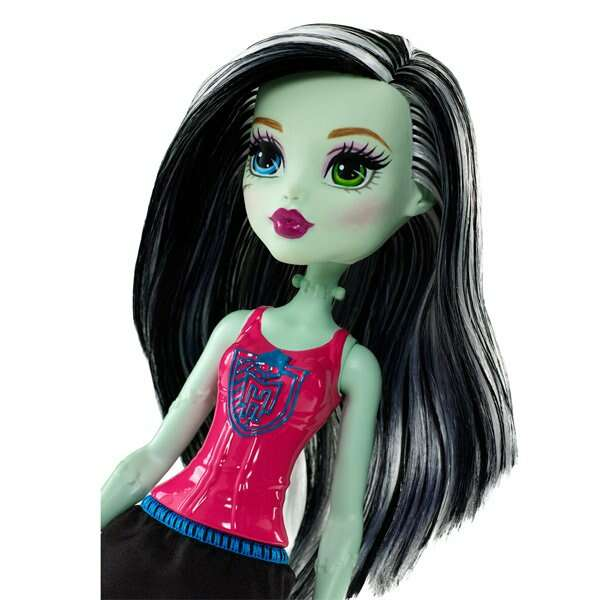 """Кукла Mattel Monster High Frankie Stein """"Черлидеры"""" (DNV66 MH)"""