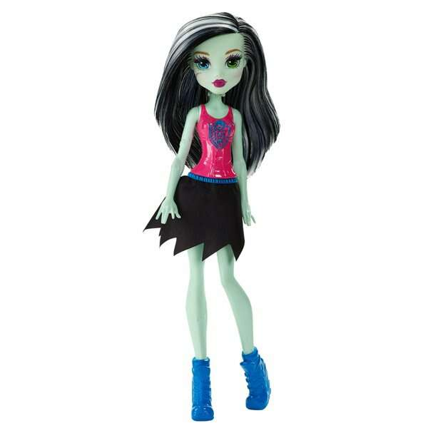 "Кукла Mattel Monster High Frankie Stein ""Черлидеры"" (DNV66 MH)"