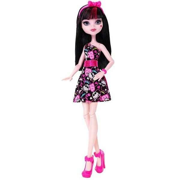 """Кукла Mattel Monster High """"Draculaura"""" (DMD47 MH)"""