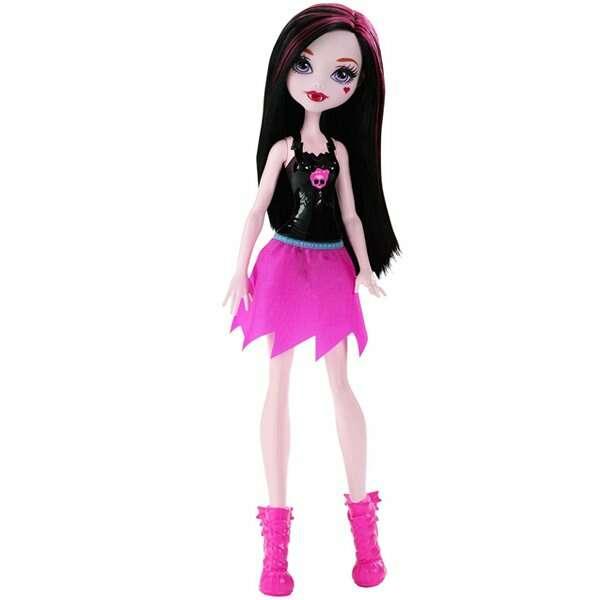 "Кукла Mattel Monster High ""Черлидеры Draculaura"" (DNV67 MH)"