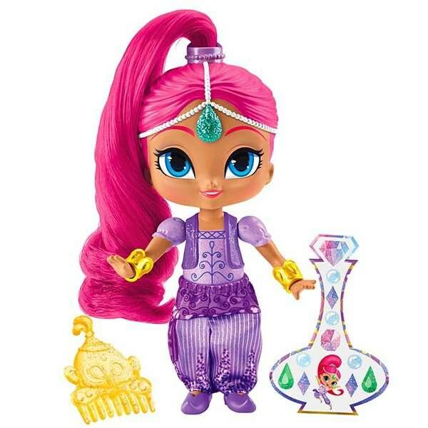 """Кукла Mattel Shimmer and Shine """"Шиммер"""" (DLH56)"""
