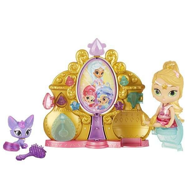 "Игровой набор Mattel ""Волшебная зеркальная комната"" (DYV97)"