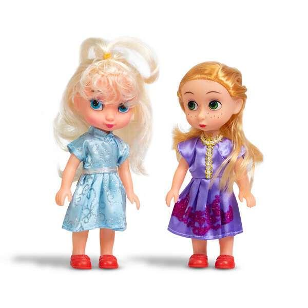 Набор мини-кукол X-Game Lily 8231