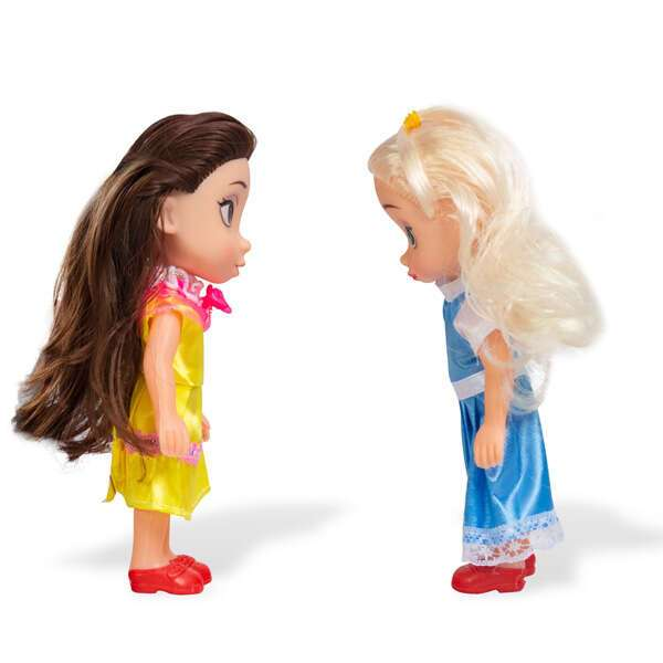 Набор мини-кукол X-Game Lily 8229