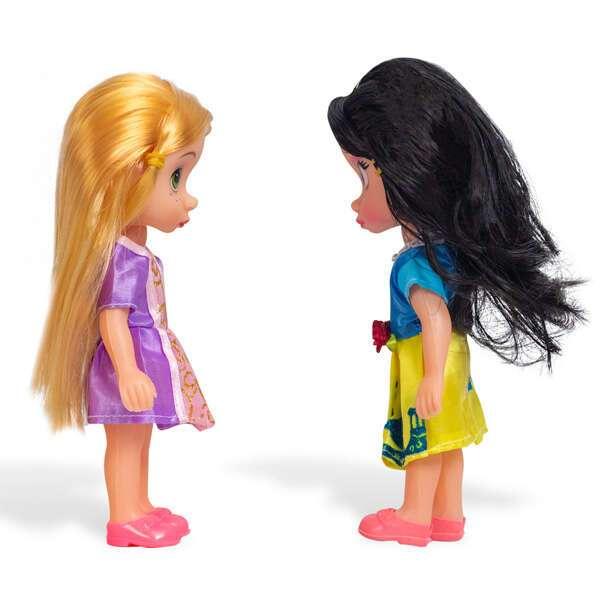 Набор мини-кукол X-Game Lily 8228