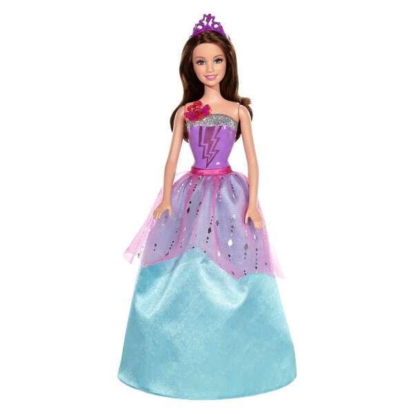 "Кукла Mattel Барби ""Супер принцесса"" музыкальная CDY62"