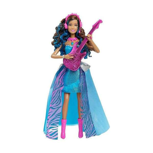 Кукла Mattel Барби Рок-Принцесса Эрика CMT13