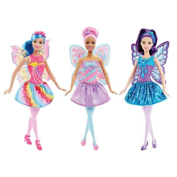 Куклы-феи в ассортименте Mattel DHM50