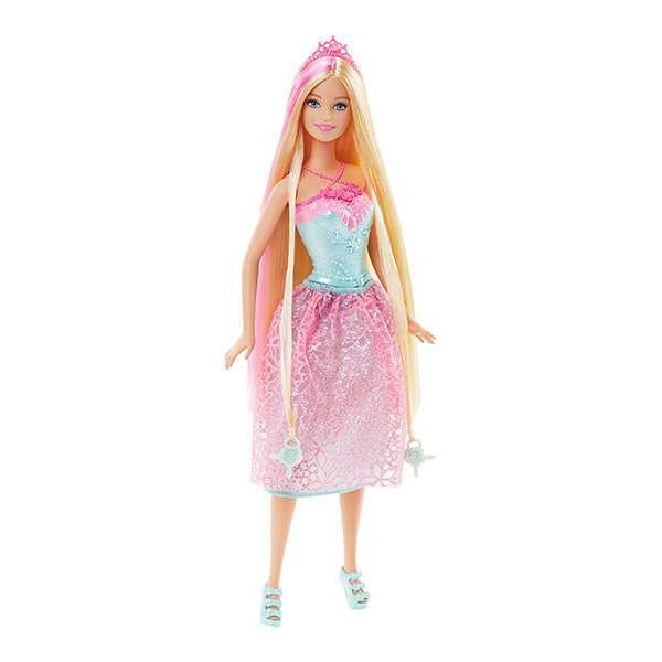 Кукла Mattel Барби Endless Hair Kingdom Princess. Blonde Hair DKB60