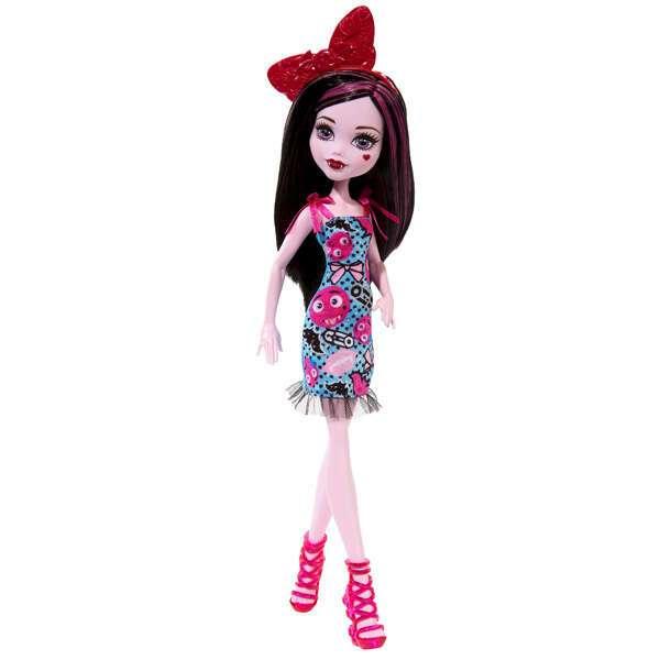 Кукла Mattel MH Draculaura (обновленный дизайн) DVH18