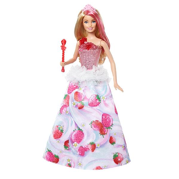 Кукла Barbie Конфетная принцесса (DYX28)