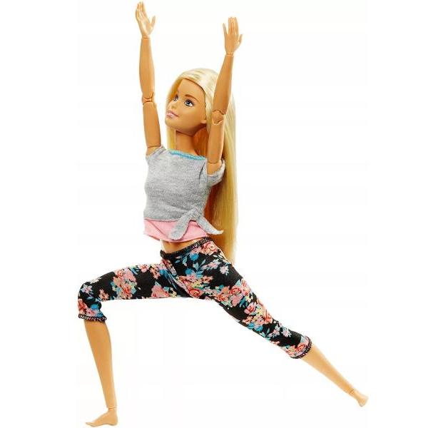 Кукла Barbie Безграничные движения йога FTG81