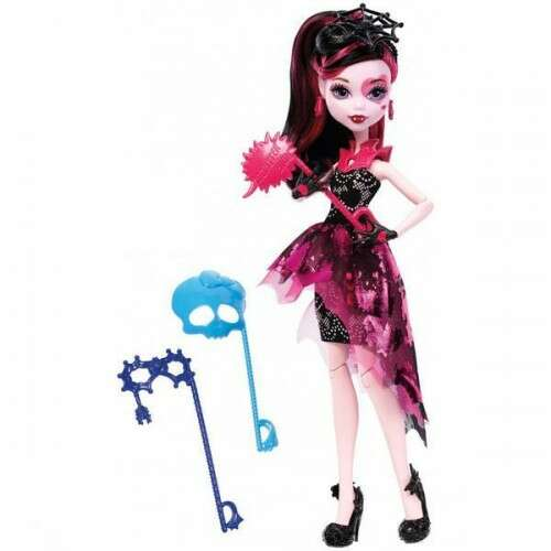 "Кукла Monster High ""Веселая фотобудка"" Draculaura (DNX33)"