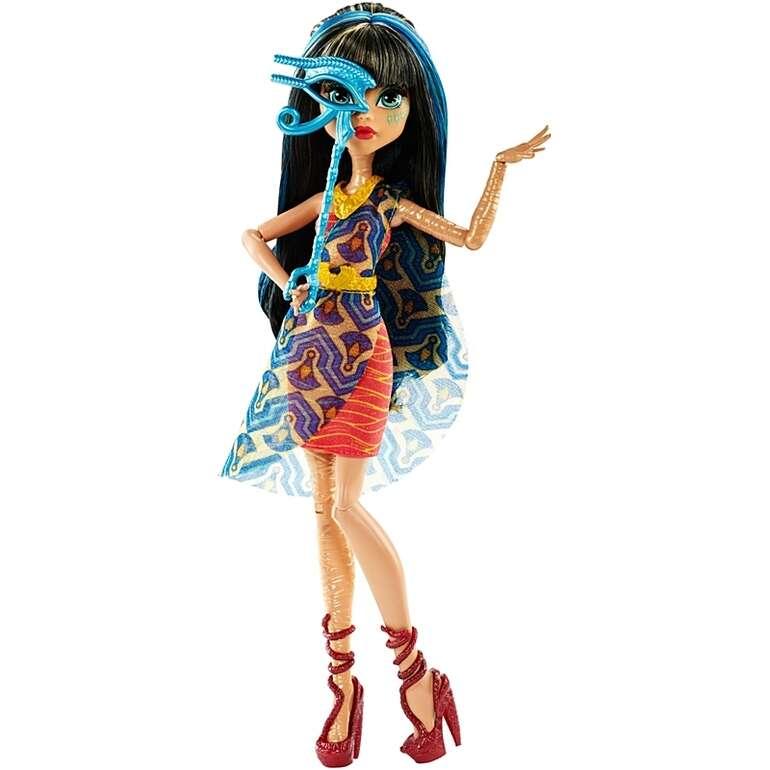 Кукла Monster High Танцующая всю ночь. Cleo de Nile (DNX20)