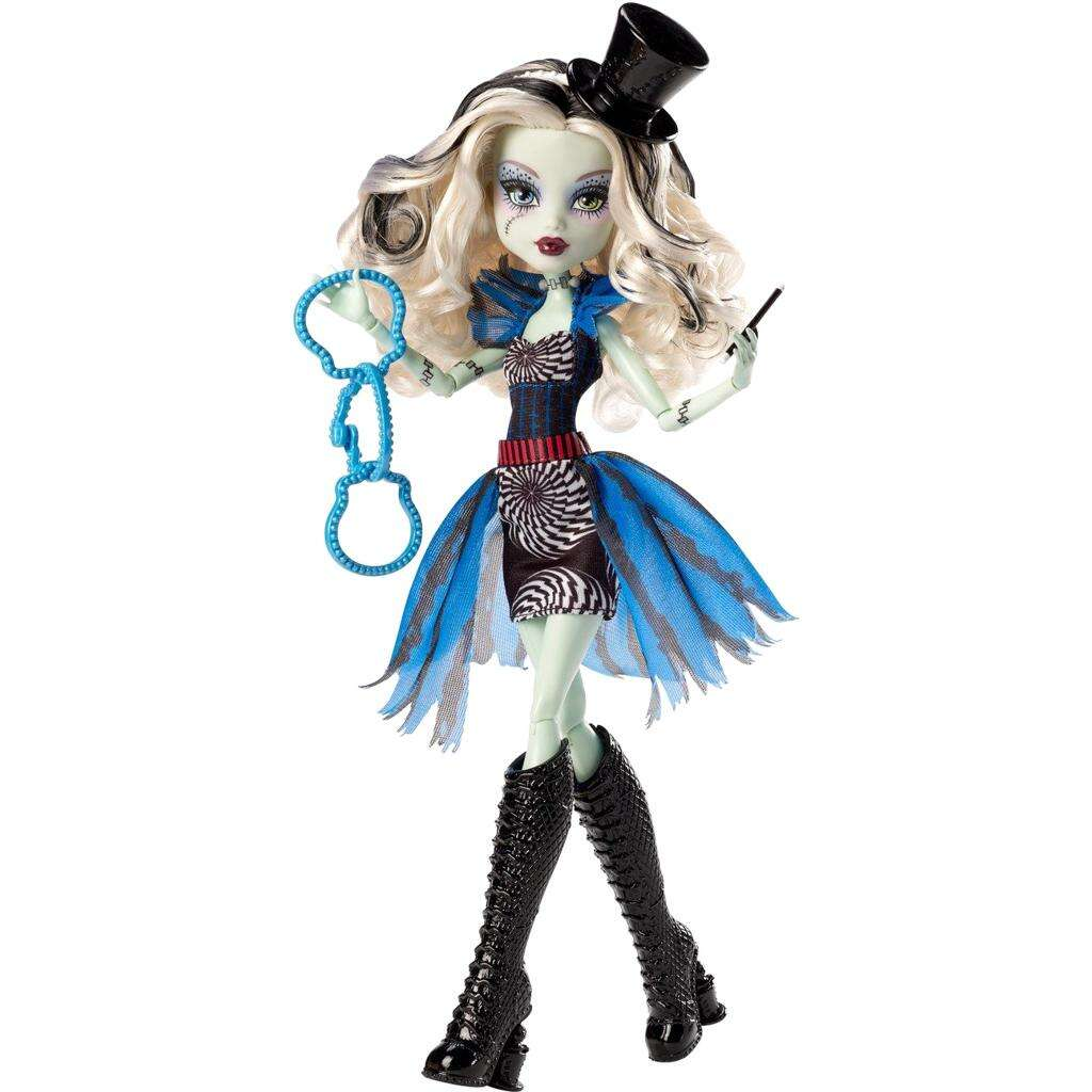Кукла Monster High Шапито Frankie Stein (CHX98)