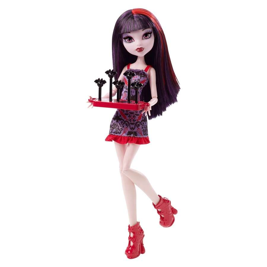 Кукла Monster High Elissabat (CHW71)/Кукла Monster High
