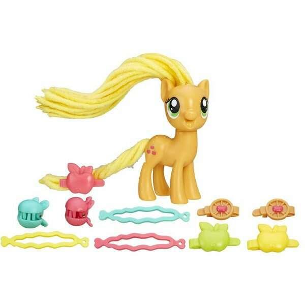Игрушка Hasbro My Little Pony Twisty Twirly Hairstyles (B9617)