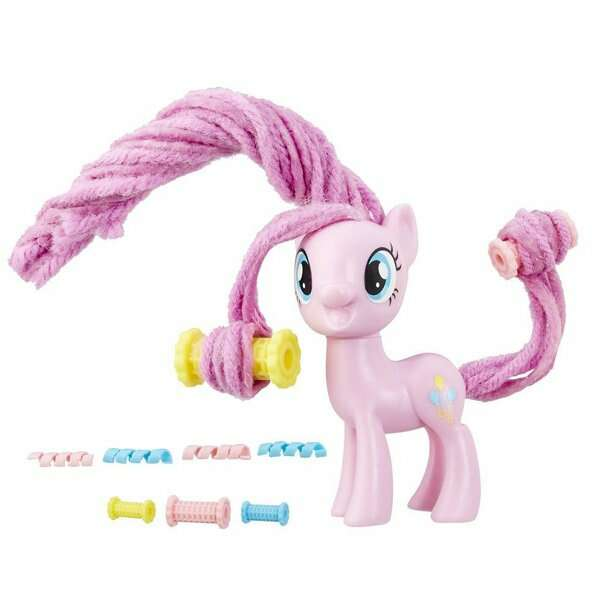Игрушка Hasbro My Little Pony Twisty Twirly Hairstyles Pinkie Pie (B9618)