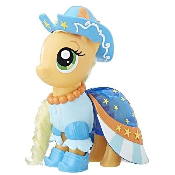 Игрушка Hasbro My Little Pony Snap-On Fashion Applejack (C1821)