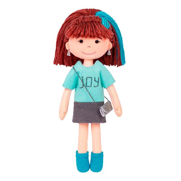 Набор для изготовления игрушки Гамма Miadolla Джейн (D-0224)