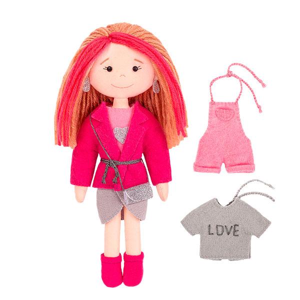Набор для изготовления игрушки Гамма Miadolla Лея (D-0222)