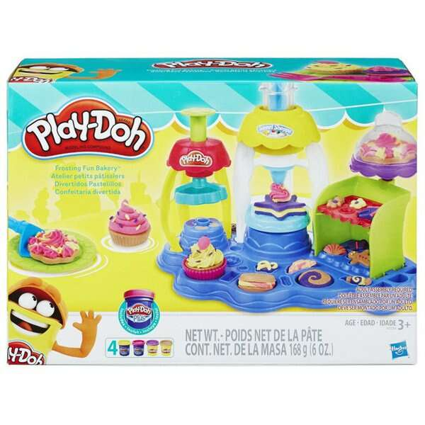 Фабрика пирожных Hasbro My Play-Doh (A03181210)