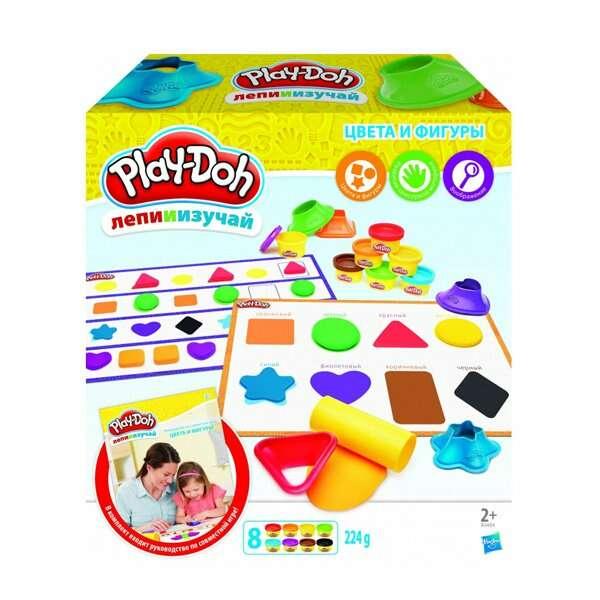 """Игровой набор Hasbro My Play-Doh """"Цвета и Формы"""" (B34041210)"""